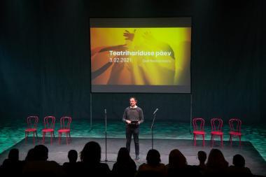 Eesti Noorsooteatri õpetajate infopäev toimub saalis ja veebis
