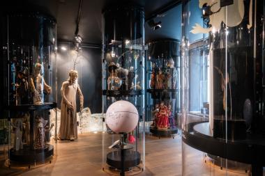Tööle muuseumijuhendajaks Nukuteatrimuuseumisse
