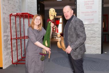 Duremar jõudis NUKU muuseumi