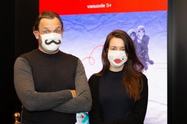 Kutsume teatrisse isikupärastatud maskides
