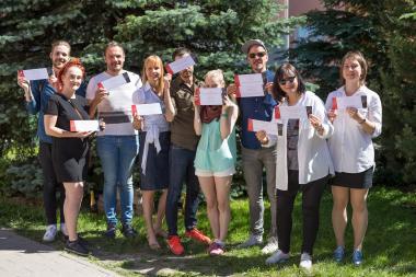 NUKU teatri 65. hooaeg lõppes kolleegipreemiate jagamisega