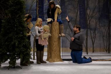 NUKU teatri suur jõululavastus on jõudnud peaproovideni