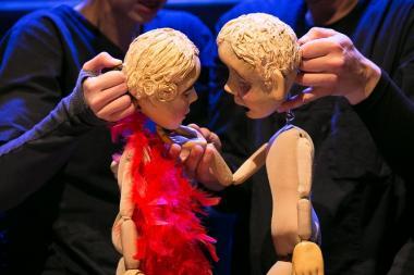 Lemuel ja Gavroche – kaks uljast poissi viimaseid kordi laval