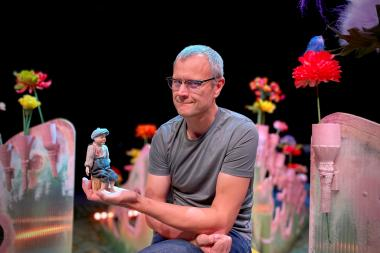 A wordless production for young children is being premiered