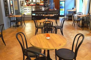Tule tööle kohvikusse!