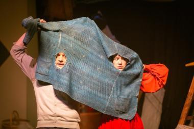 Laste ööülikooli avalik salvestus NUKU teatris