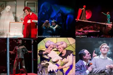 Algas NUKU teatri publiku lemmiklavastuse valimine