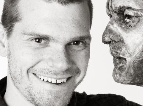 näitleja ja lavastaja Mirko Rajas