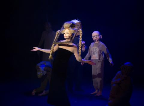 NUKU teater kannab uuest hooajast Eesti Noorsooteatri nime