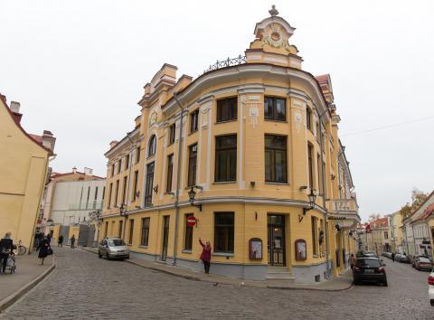 NUKU teatrikompleks vanalinnas avatakse pühapäeval