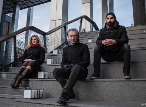 Maarja Soomre, Jaan Varts ja Tanel Ruben esinevad muuseumis novembris.