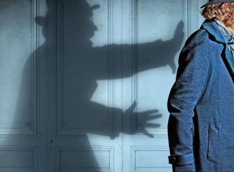 Новый спектакль театра NUKU «Тень» играется на двух языках